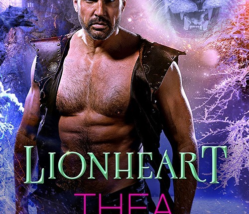 NOW AVAILABLE: LIONHEART by Thea Harrison (Moonshadow, #3)