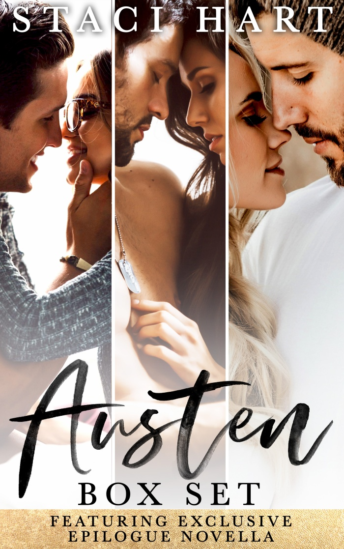 **NEW from Staci Hart:  The Austen Boxed Set**
