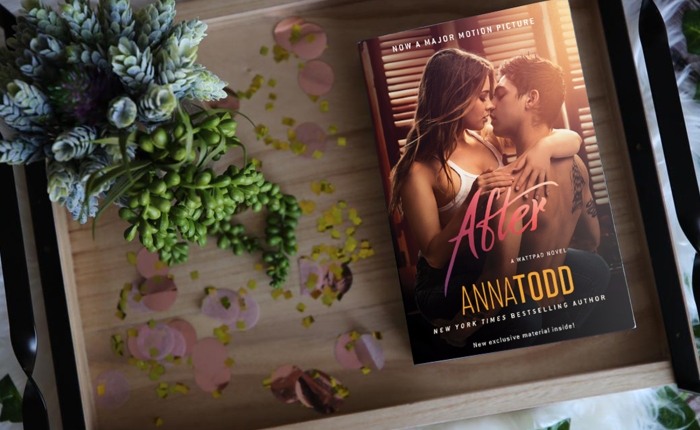 COVER REVEAL:  AFTER by AnnaTodd