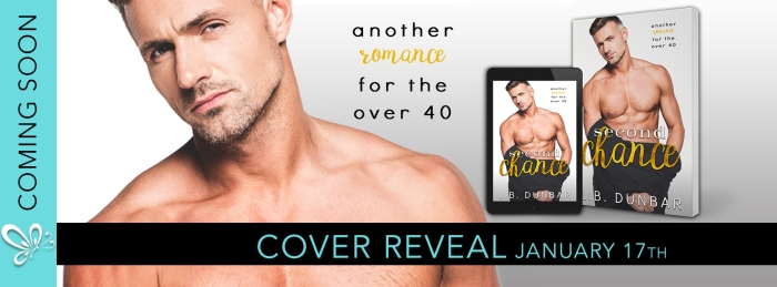 *COVER REVEAL*  – SECOND CHANCE by L.B. Dunbar