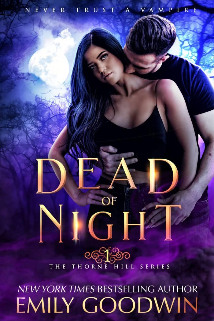 Dead of Night Book Cover