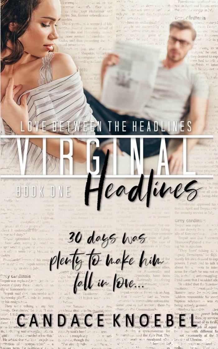 Virginal Headlines Cover