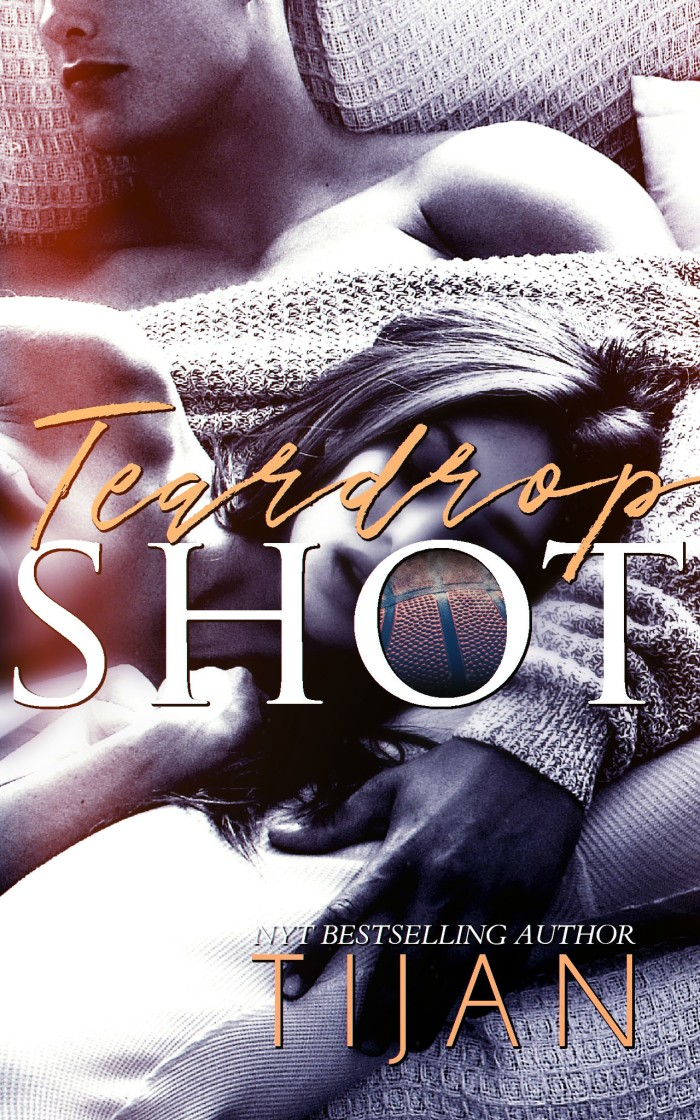 Teardrop Shot Ebook Cover