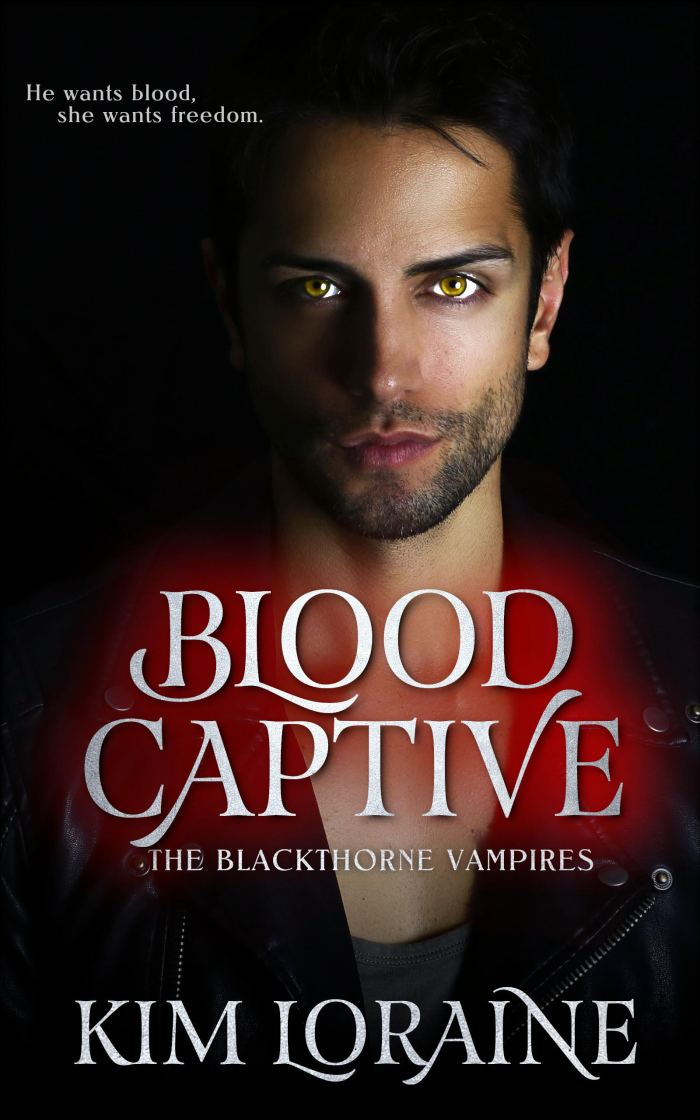 blood captive new cover