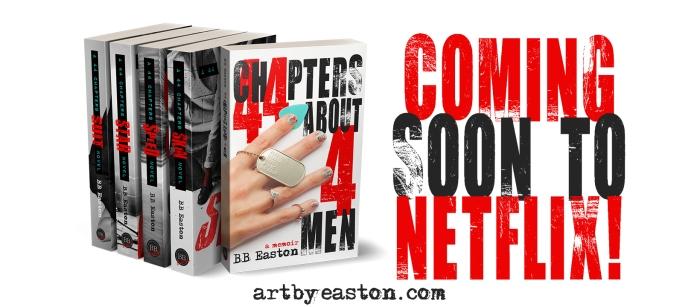 44 Chapters - Netflix banner