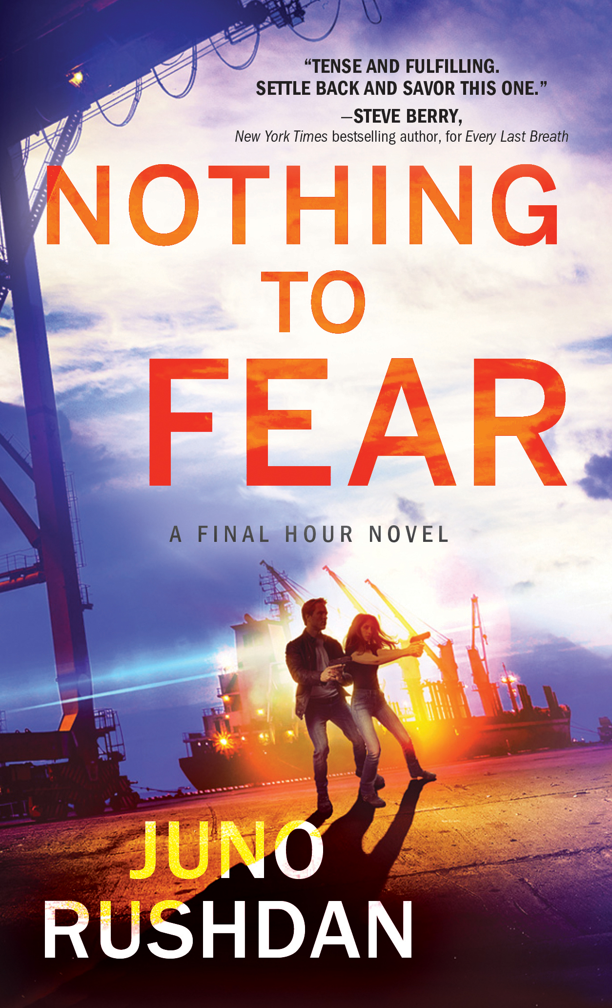 NOTHING TO FEAR-300RGB